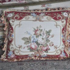 "16""x20"" Needlepoint Pillow Cover 12980120"