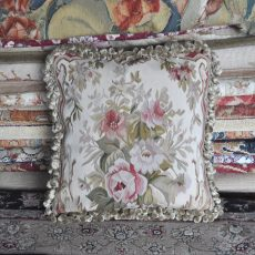 "18""x18"" Aubusson Pillow Cover 12980018"
