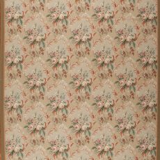 """10'3"""" x 14'3"""" Hand-woven Wool French Aubusson Weave Rug"""
