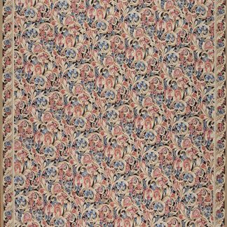 """10'3"""" x 14'3"""" Hand-woven Wool French Aubusson Rug"""