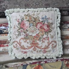 """16""""x16"""" Needlepoint Pillow Cover 12980425"""