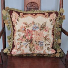 "16""x16"" Needlepoint Pillow Cover 12980435"