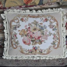 """16""""x20"""" Needlepoint Pillow Cover 12980429"""