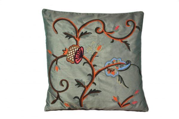 18x18 Floral Decorative Pillow Cushion Cover