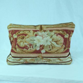 12 x 18 Handmade Wool Needlepoint Cushion Cover Pillow Case 12980892