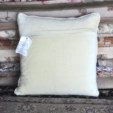 16 x 16 Handmade Wool Needlepoint Petitpoint Angel Cushion Cover Pillow Case 12980896