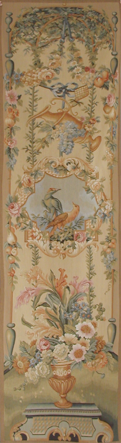 Large Bird Tapestry Panel
