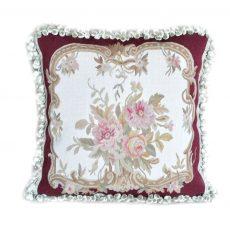 18″x18″ Aubusson Pillow Cover 12980906