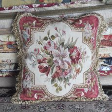 18″x18″ Aubusson Pillow Cover 12980908