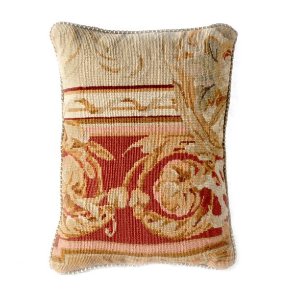 16″x12″ Needlepoint Pillow Cover 12980968