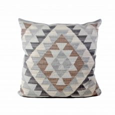 24x24 Hand-woven Wool Kilim Pillow Cover 12981029