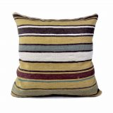 """24""""x24"""" Hand-woven Wool Kilim Pillow Cover 12981035"""