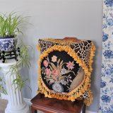 24″x24″ Needlepoint Pillow 12981057