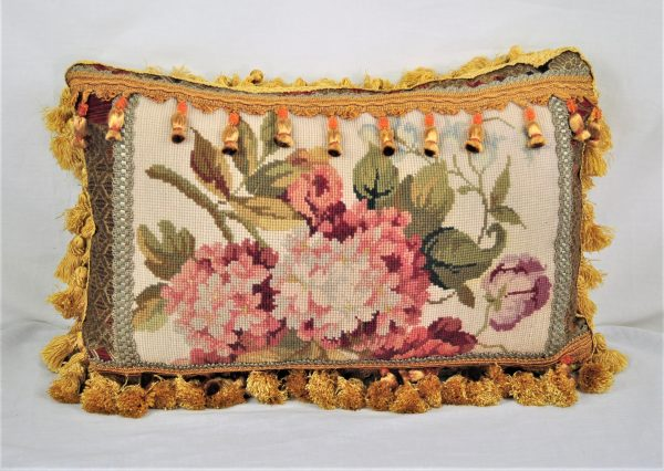14″x22″ Custom Made Needlepoint Pillow 12981066