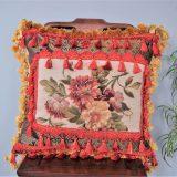 24″x24″ Custom Made Needlepoint Pillow 12981064